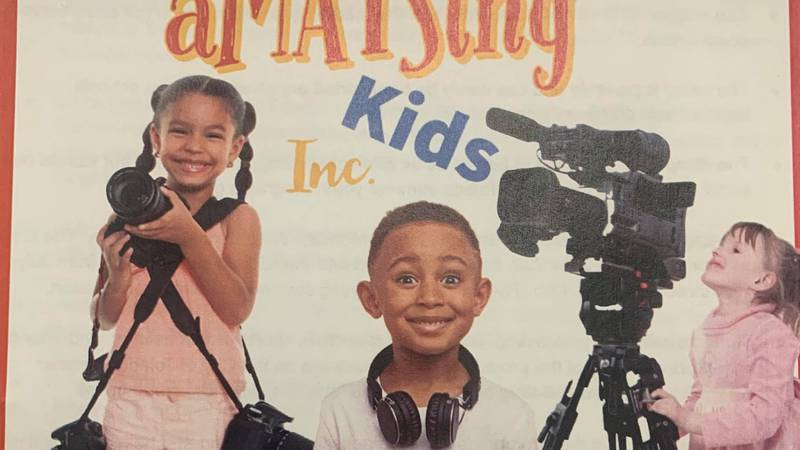 aMAYSing Kids Inc. offers FREE Broadcasting Camp
