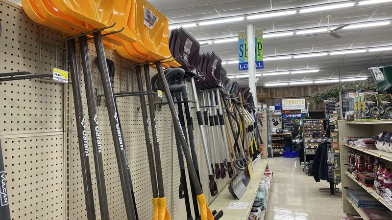 Area hardware stores want to make sure you are prepared for winter weather by stocking up with...
