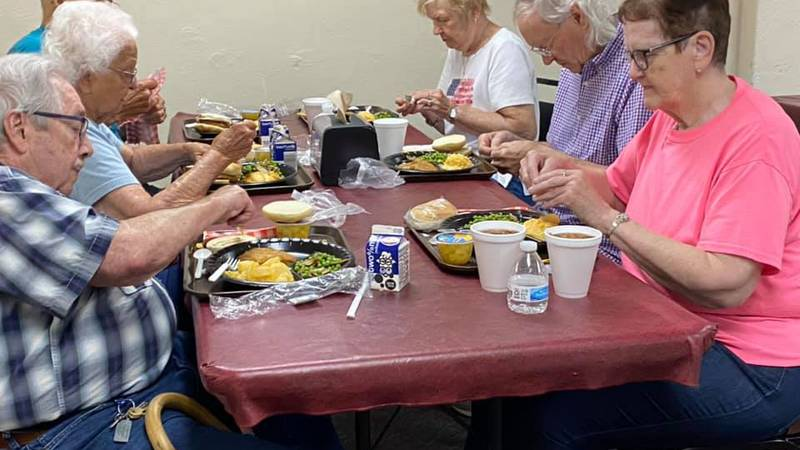 The Fulton County Senior Center is once again offering in-person dining.