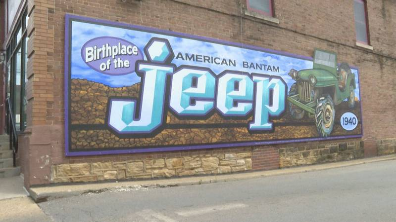 """The official slogan of Butler, Pa. is """"Birthplace of the Jeep,"""" though many residents call the..."""