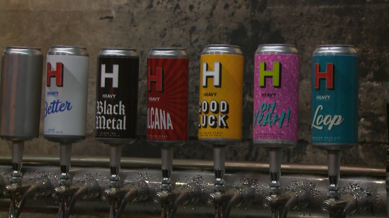 Heavy Beer Company and Black Kite Coffee will take up residence this November in Oak Openings...