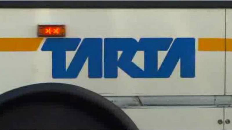 TARTA will be running its Muddy Shuttle service for fans for just $1.