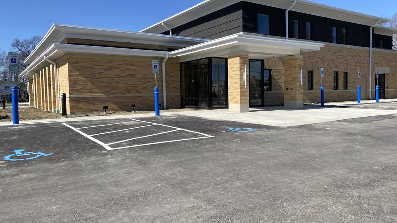 An all-new 38,000 square foot space for Wood County seniors will soon open its doors.