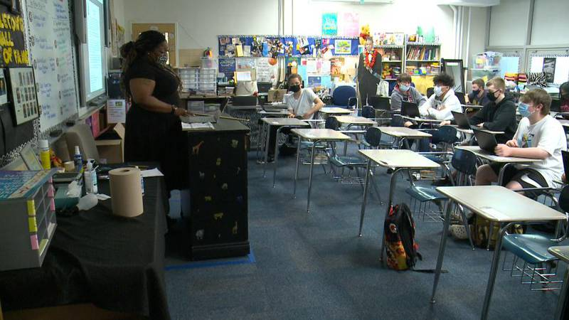 Washington Local Schools awarded grant to add diversity in the district.