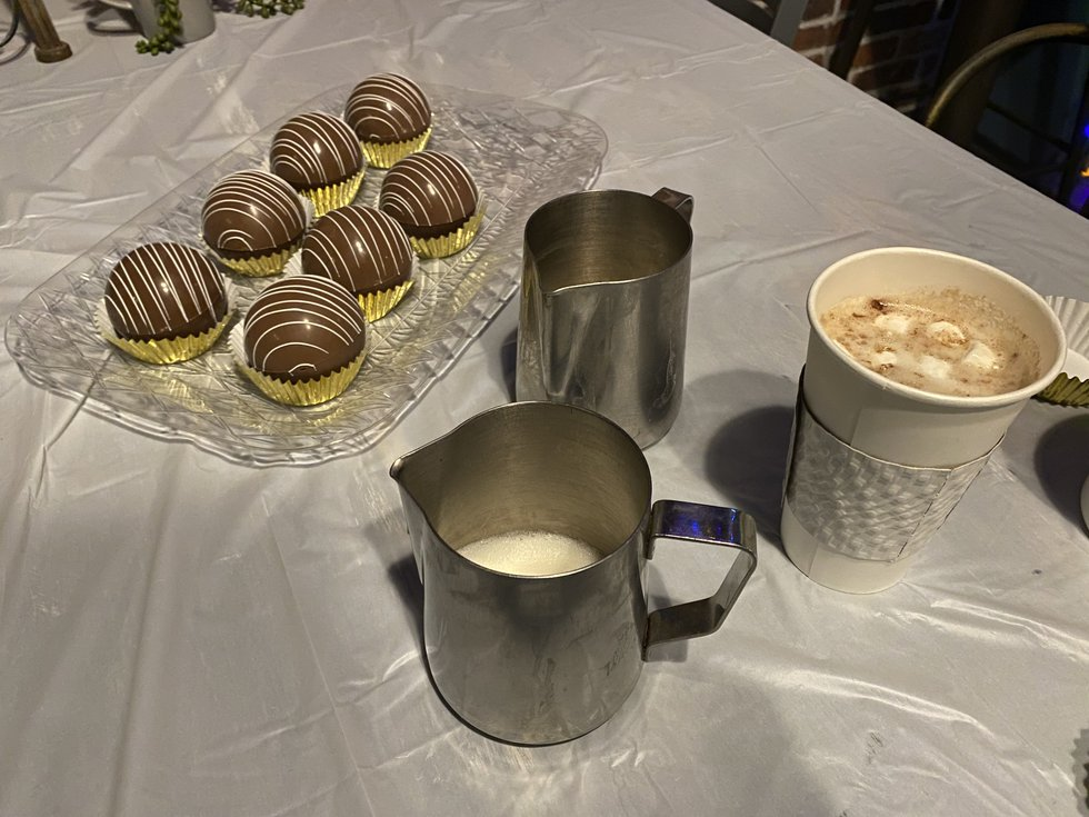 Hot cocoa bombs are flying off the shelves this holiday season.