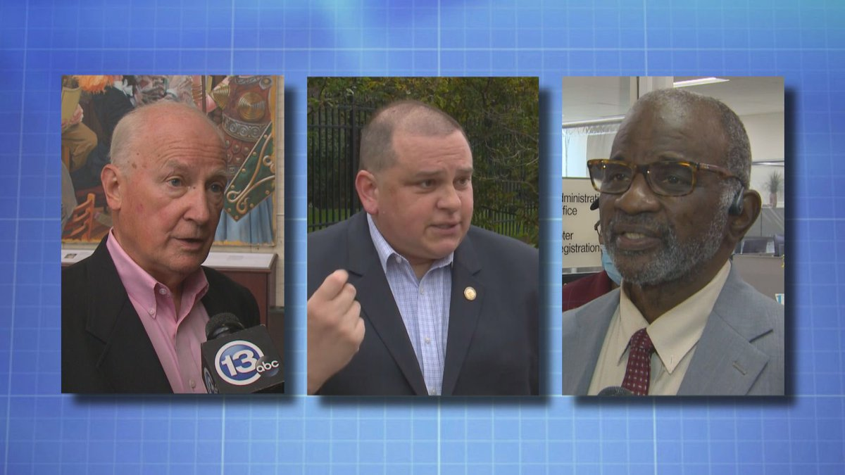 Three people have now filed to run for Toledo mayor in 2021.