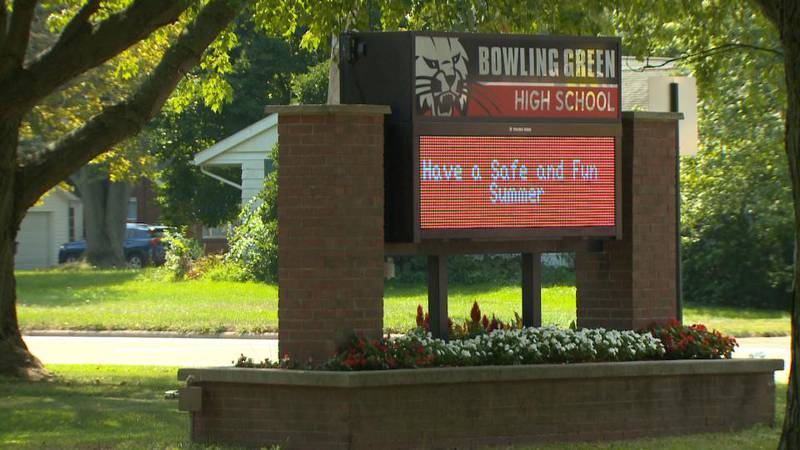 Heat delays start of school year for Bowling Green City Schools