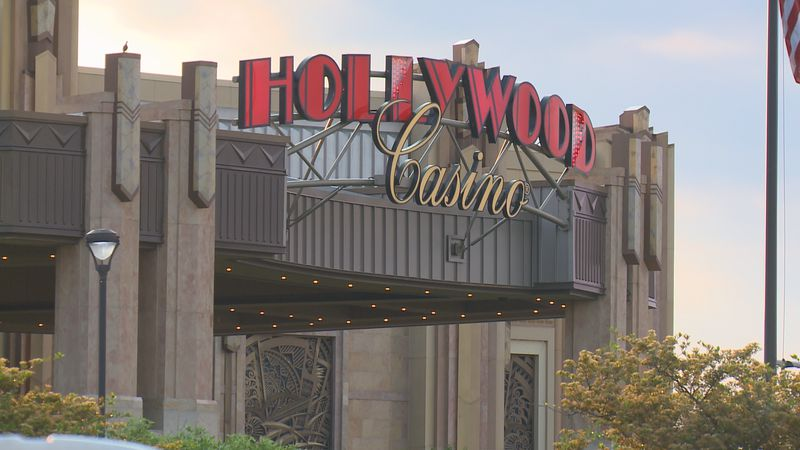Hollywood Casino in Toledo, Ohio.