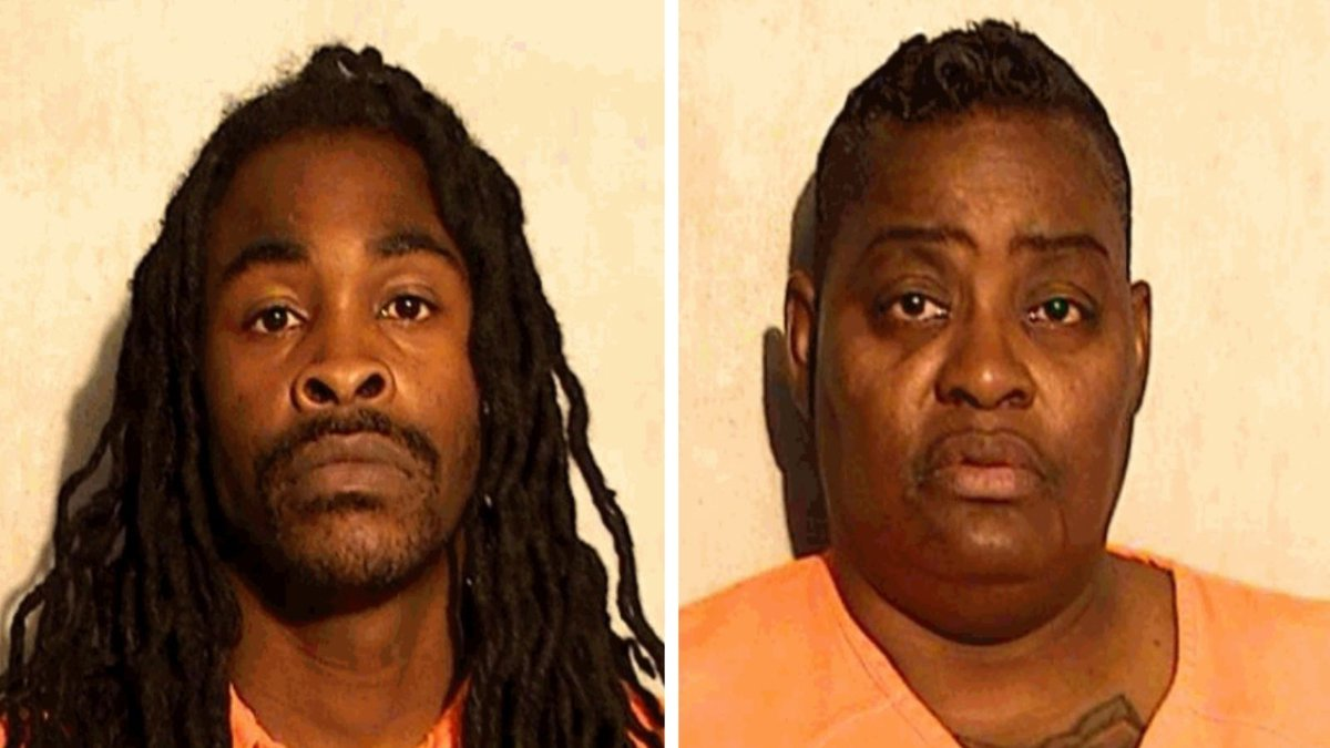 Sollie Nance, left, and Nancy Mays are accused of attempting to steal merchandise from a Toledo...