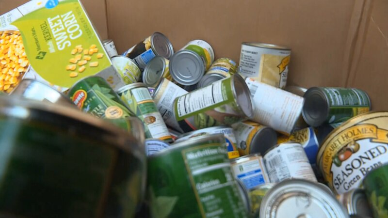 The Toledo Nothwestern Ohio Food Bank is providing drive up distribution events.