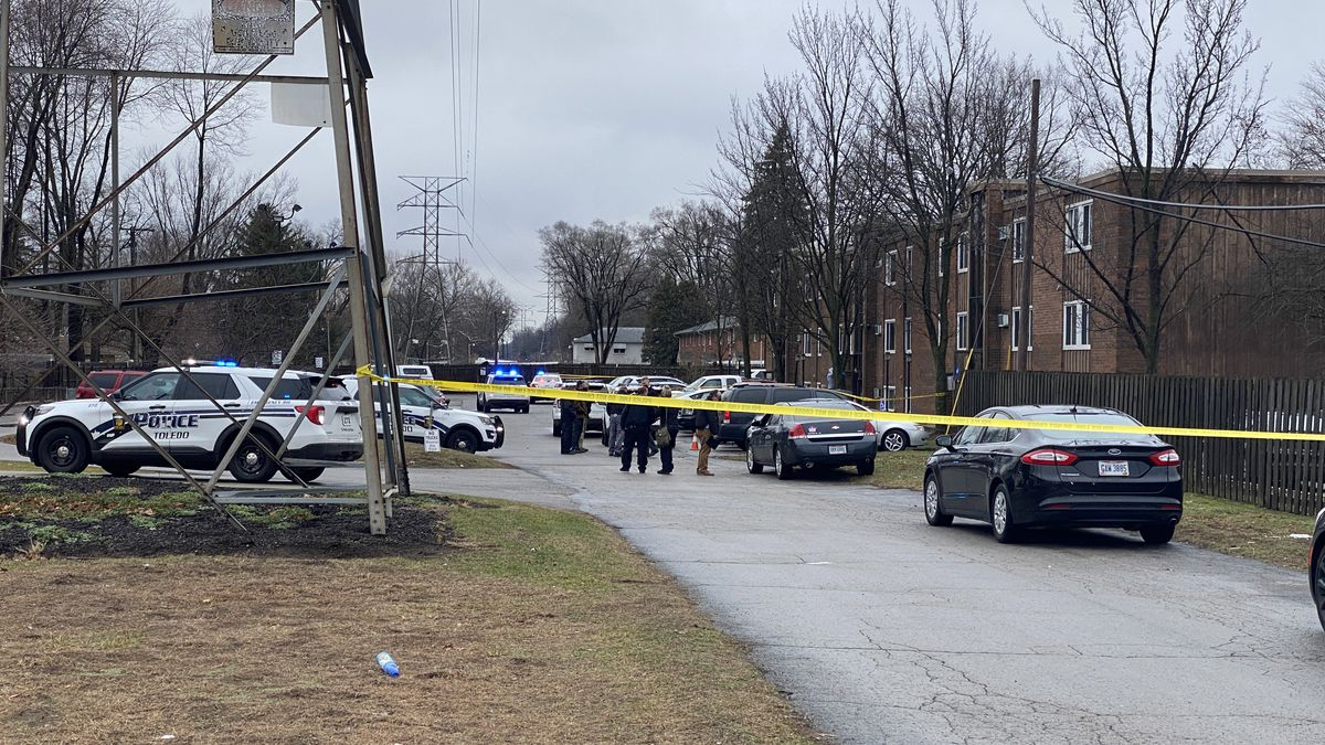 Toledo Police are investigating after an officer involved shooting at the Secor Woods...