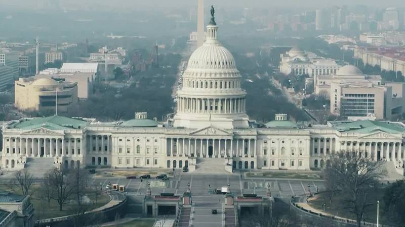 Democrats have pushed a $3.5 trillion, 10-year bill strengthening social safety net and climate...