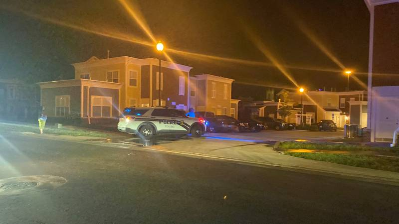 One person was injured after a stabbing on Addie Way in Toledo on Wednesday, June 23.