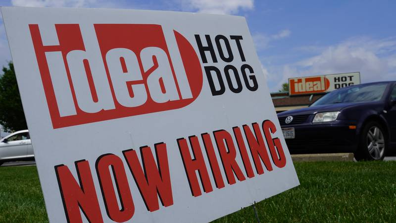 """From chains and to family-owned restaurants, """"Now Hiring"""" signs are popping up everywhere."""