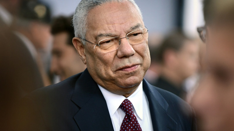 Former U.S. Secretary of State Gen. Colin Powell died on Monday, his family has announced.