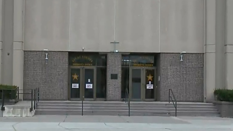 A prisoner was allegedly raped in the Lucas County Jail.
