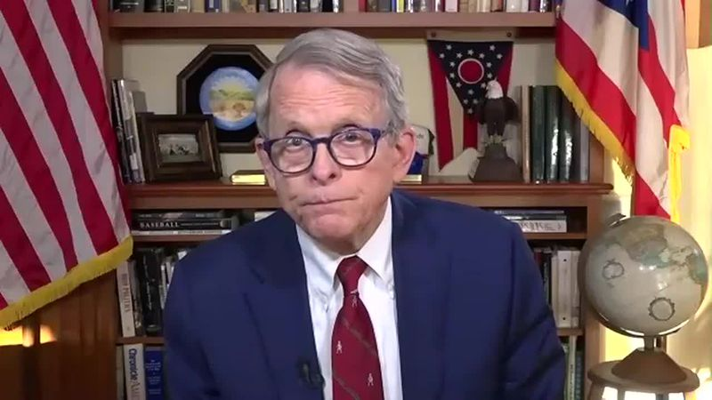 Gov. Mike DeWine sits down for an interview with Shaun Hegarty to discuss COVID-19 in Ohio.