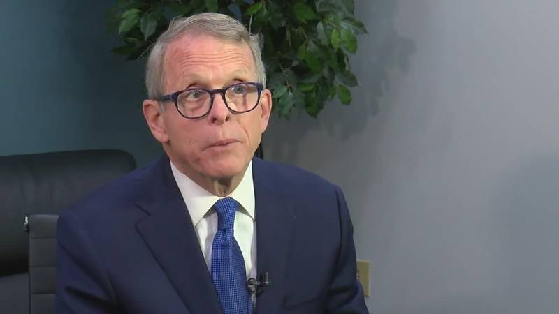Ohio Gov. Mike DeWine said he's not considering reinstating the state's mask mandate as cases...