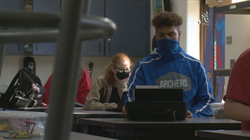 "Antwerp sophomore is the NFL's latest selection for its ""Way to Play"" program."