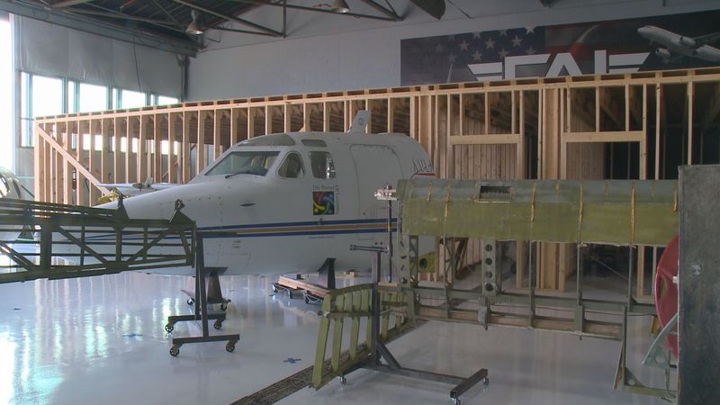 Federal Aerospace Institute is now offering a post-secondary adult program to train and certify...