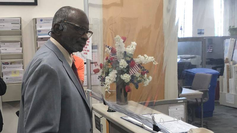 Former Toledo City Councilmember Jan Scotland pulled petitions for the Toledo Mayoral race on...