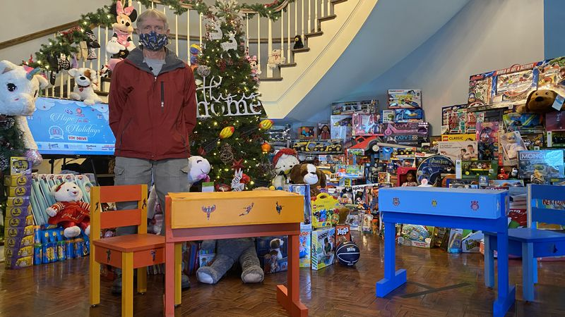 On December 11th, 13 abc's 10th annual Hope for the Holidays toy drive will come to a close,...