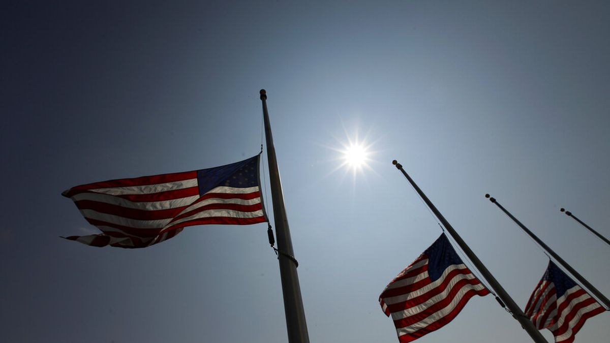 Gov. Mike DeWine ordered all U.S. and State of Ohio flags flown at half-staff through Feb. 26...
