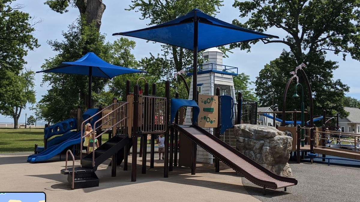 City of Port Clinton offers new accessible features on its beaches