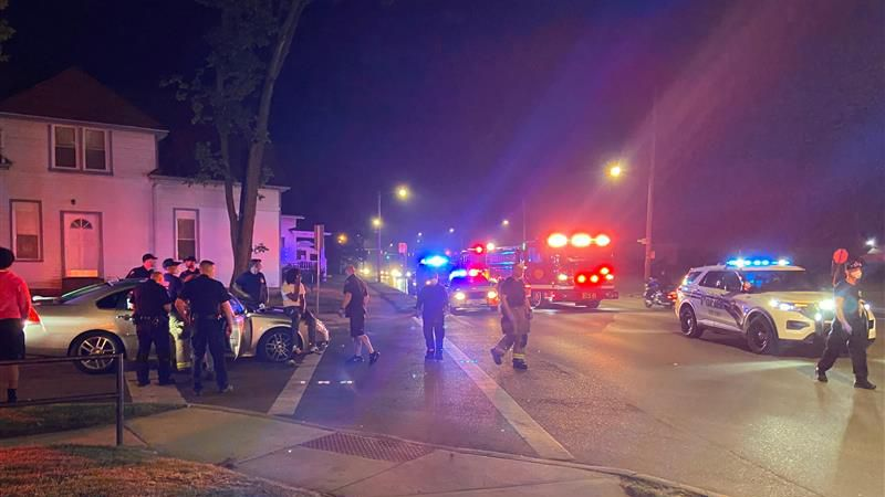 One person is dead after a shooting in Toledo.