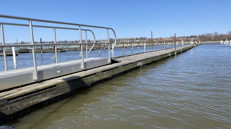 The City of Rossford is looking to renovate its long-running marina dating back to the 1950s....
