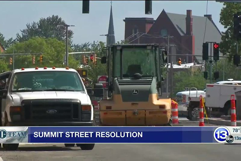 Toledo Council holds off vote on resolution to get Summit Street money back