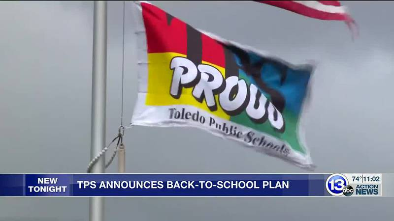 The school district said plans could change based upon COVID-19 infection rates and...