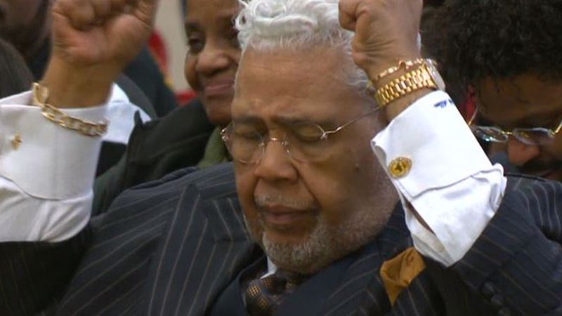 Bishop Rance Allen died at the age of 71.