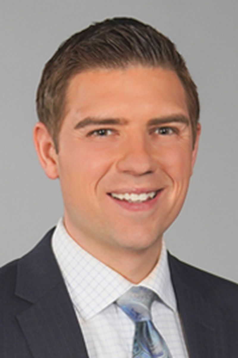 Headshot of Ross Ellet, Morning Meteorologist