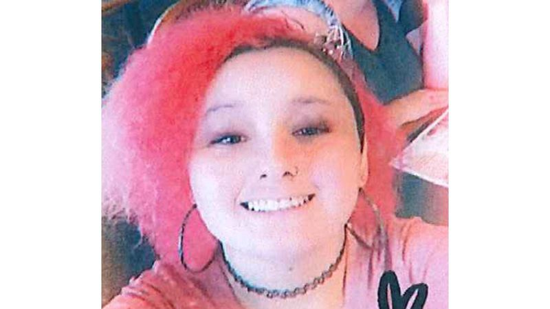 Police are searching for Saharah Smith, 19, who is missing.