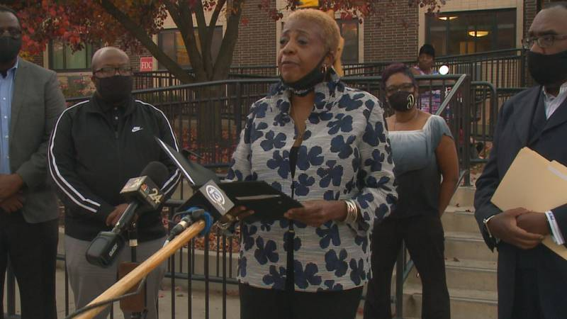 Toledo City Council member Cerssandra McPherson pleaded with Toledoans to be accountable in the...