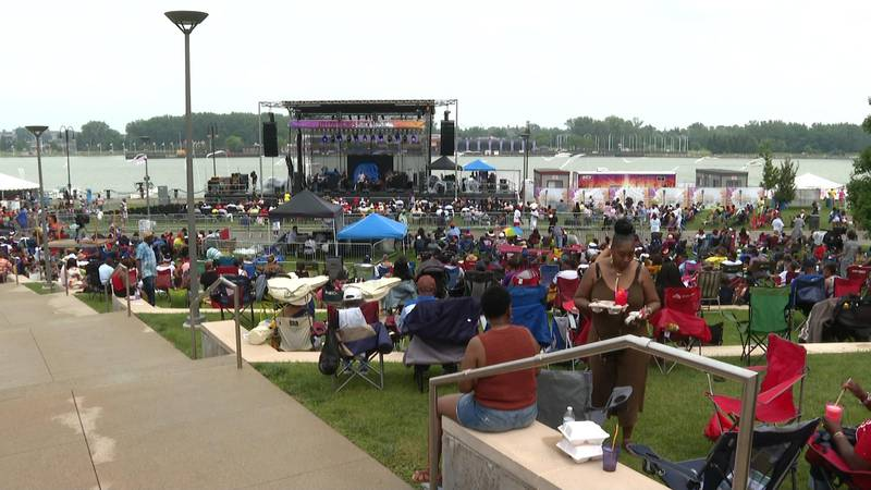 The festival celebrate African American history, health and education.
