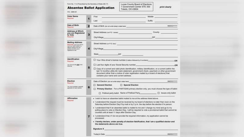 Find out how to avoid the confusion with absentee ballot applications.