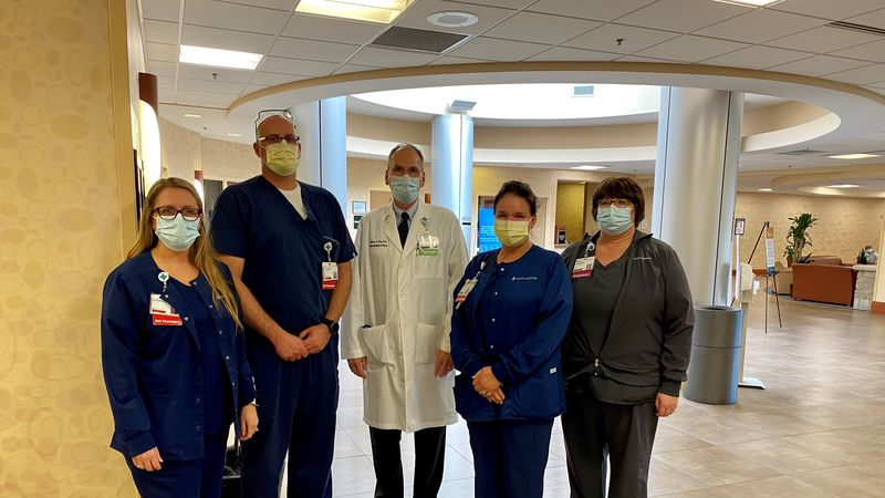 Mercy Health Frontline ICU Team Shares COVID Stories A Year Later