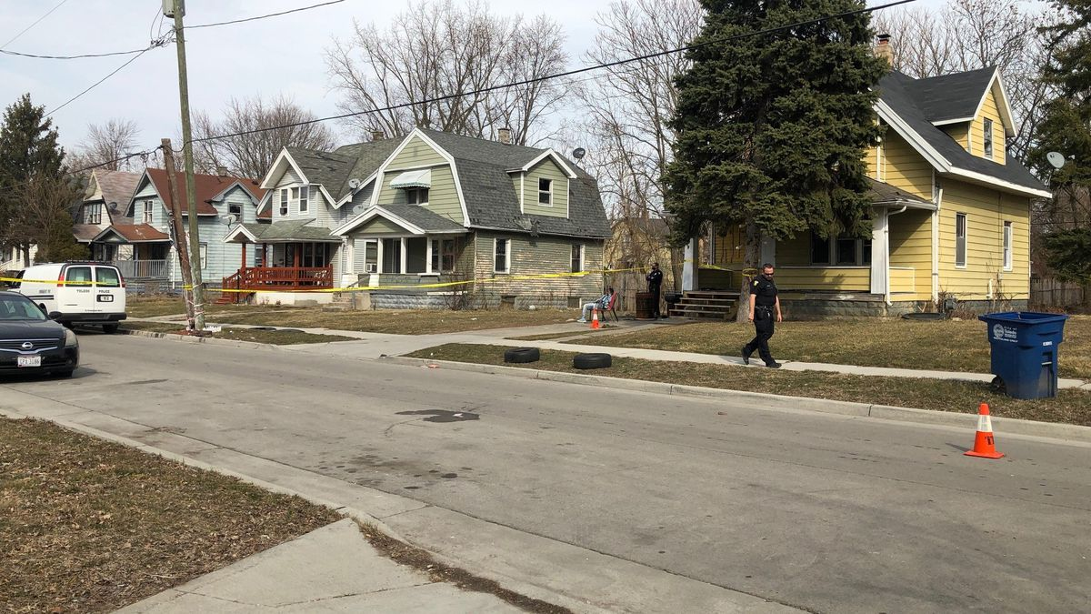 A 16-year-old was injured during a drive-by shooting on Elliott Ave. in Toledo on Wednesday,...