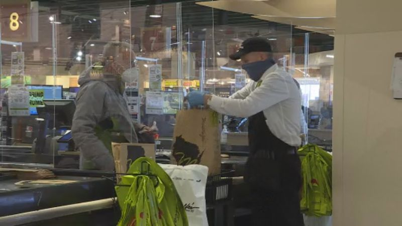 Grocery store employees could be next in line to get the COVID-19 vaccine.