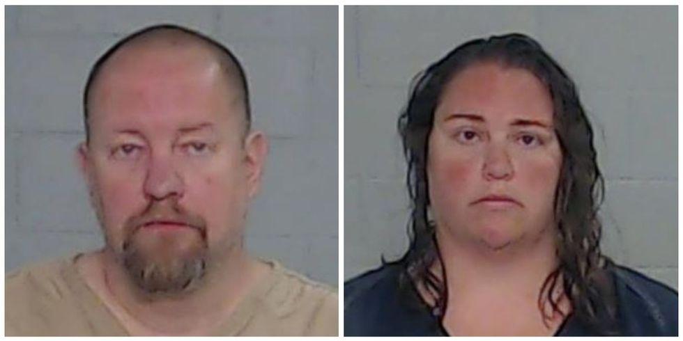 Daniel Schwarz, 44 and Ashley Schwarz, 34.