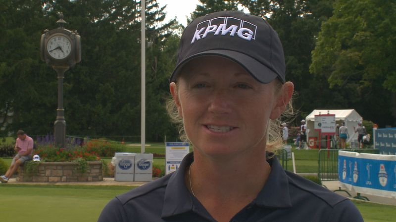 Stacy Lewis returns to Northwest Ohio and will play in her 14th Marathon Classic.