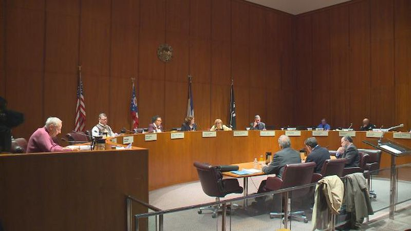 File: Inside Toledo City Council meeting