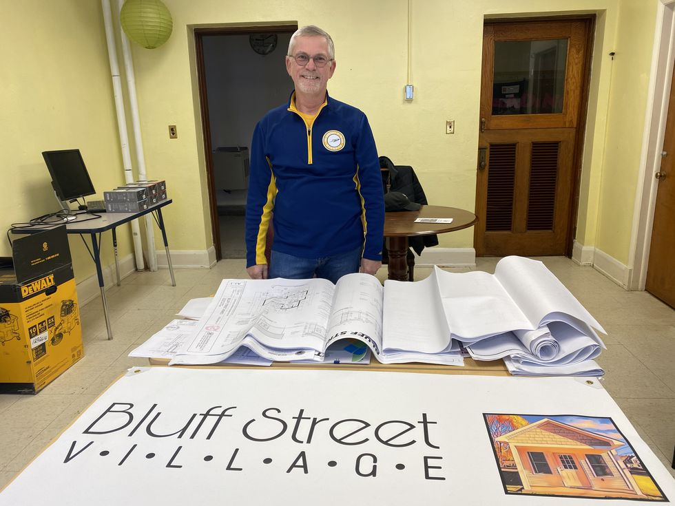 For two years Pastor Larry Clark has worked with volunteers and City of Toledo Officials to...