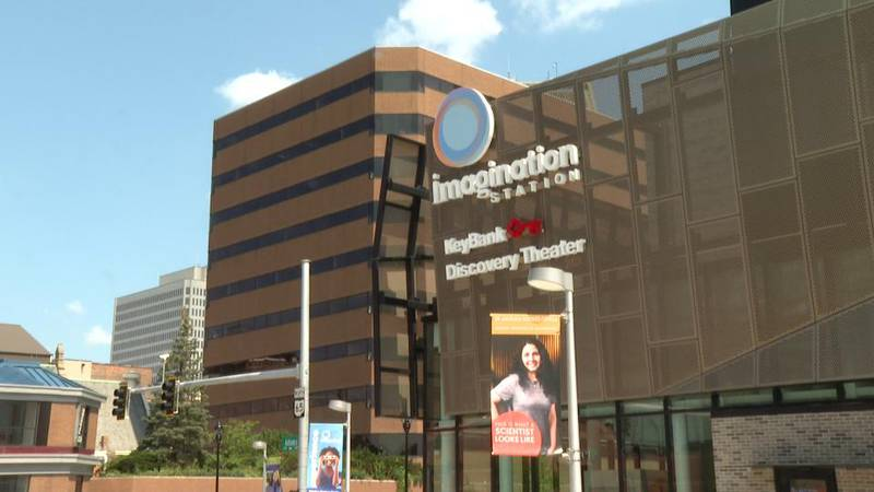 The Imagination Station in downtown Toledo, where the event will be held.