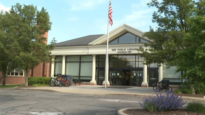 The Perrysburg library gets 48% of its revenue from the Public Library Fund.