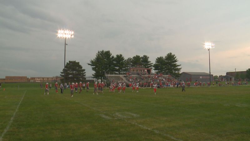 High School football brings normalcy to schools amid COVID