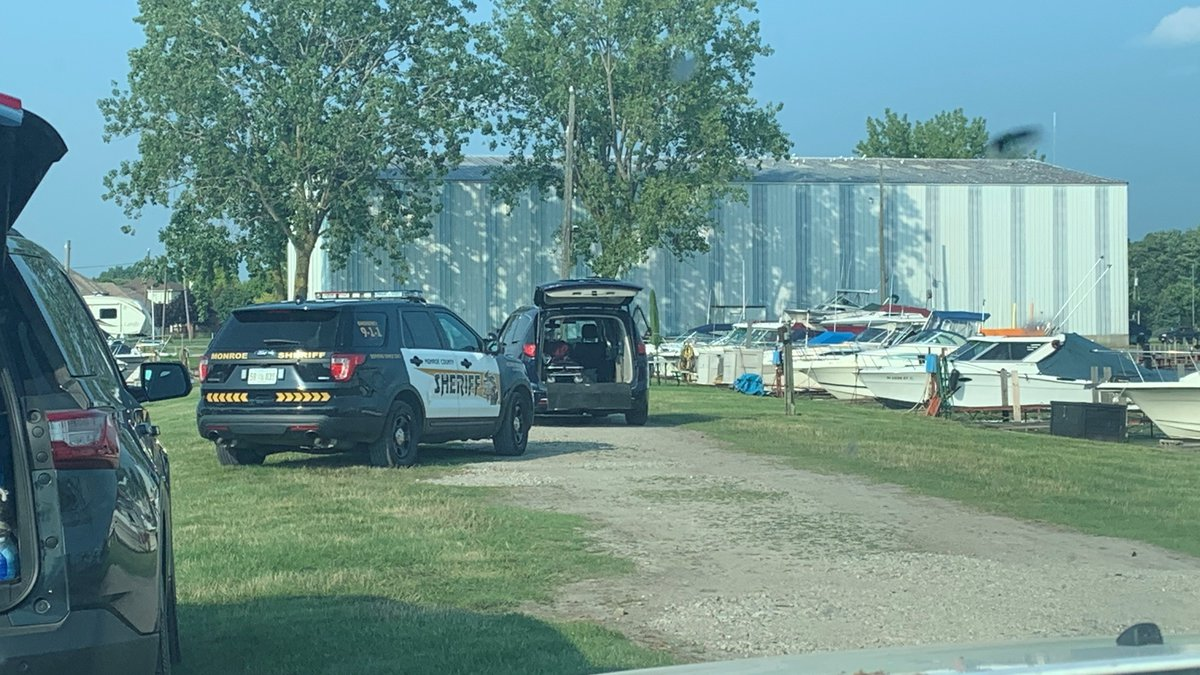 An elderly man is dead after an accidental drowning in Monroe County on Tuesday.