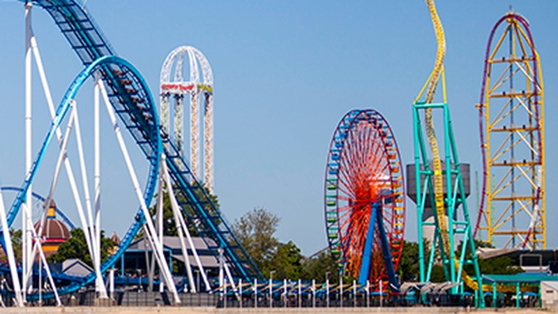 Wicked Twister at Cedar Point closes Monday (Source: Cedar Point Facebook)